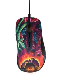SteelSeries Rival 300 CS:GO Hyper Beast Edition for PC Games image