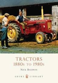 Tractors by Nick Baldwin image