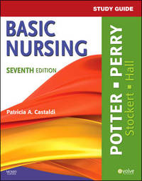 Study Guide for Basic Nursing by Patricia A. Potter image