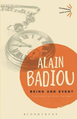 Being and Event by Alain Badiou