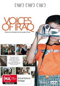 Voices of Iraq on DVD image