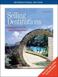 Selling Destinations, International Edition by Marc Mancini image