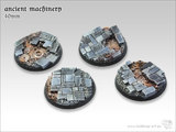 Tabletop-Art: Ancient Machinery Bases - (40mm)