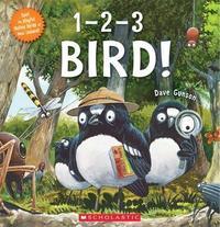 1, 2, 3, BIRD! by Dave Gunson