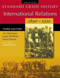 International Relations 1890-1930 by Hugh McMillan