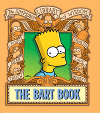 The Bart Book by Matt Groening image