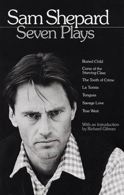 Seven Plays - Sam Shepard by Sam Shepard image