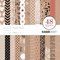 Kaisercraft Mix & Match Paper Pad 12x12