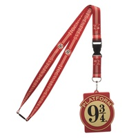 Harry Potter: Themed Lanyard - Platform 9 3/4