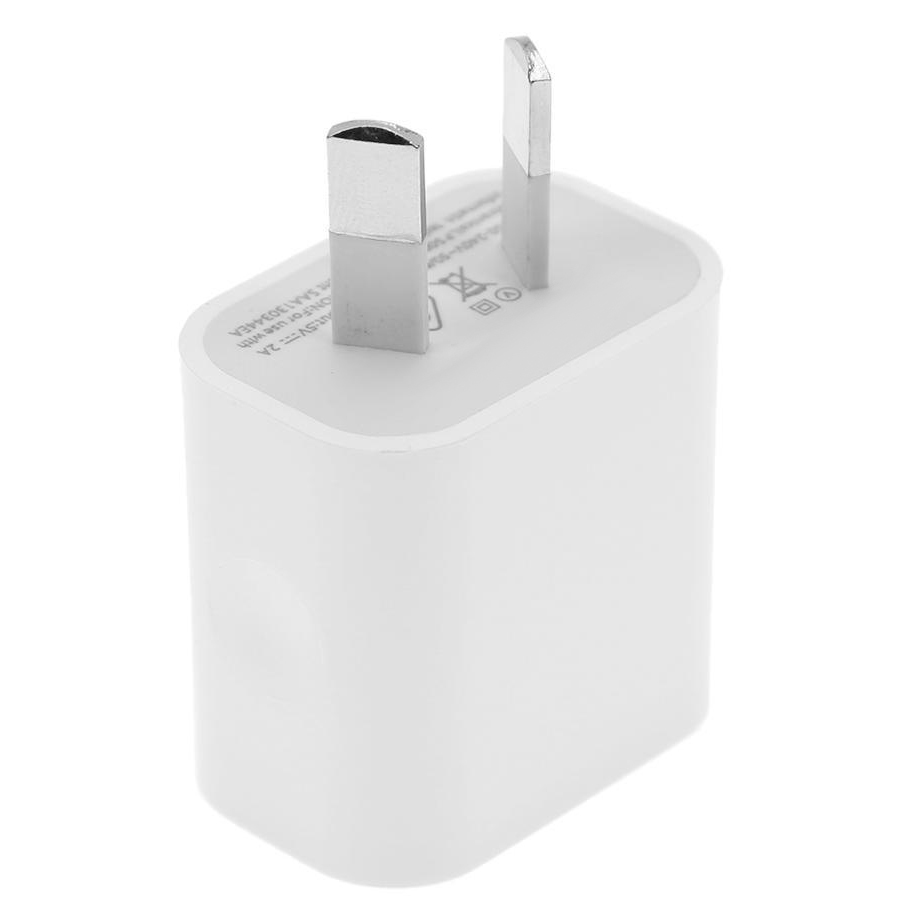Ape Tech Dual Port USB Wall Charger 2A image