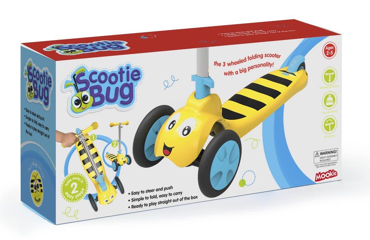 Mookie : Scootie Bug Bumble Bee image
