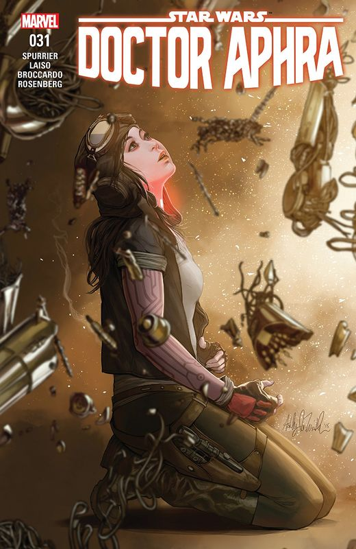Star Wars: Doctor Aphra - #31 (Cover A) by Si Spurrier