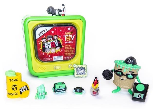 FGTEEV: Giant TV Set - Series 3 (Blind Box)