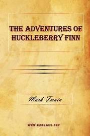 The Adventures of Huckleberry Finn by Mark Twain ) image