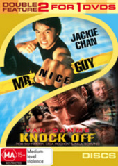 Mr Nice Guy/knock Off Dual Pack on DVD