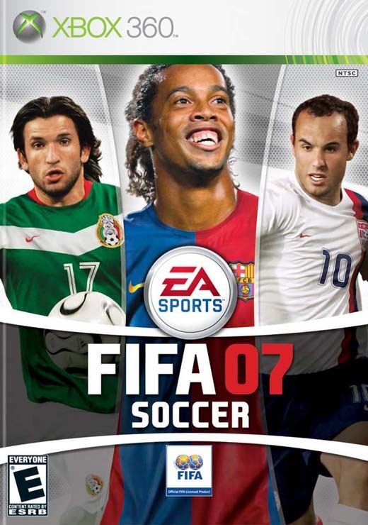 FIFA 07 for Xbox 360