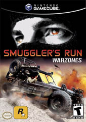 Smugglers Run Warzones for GameCube