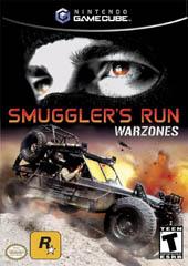 Smugglers Run Warzones for GameCube