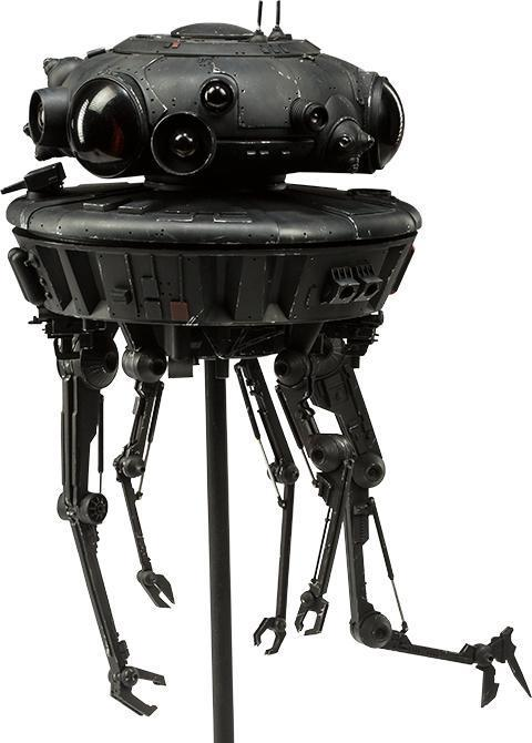 "Star Wars: Imperial Probe Droid 12"" Action Figure"