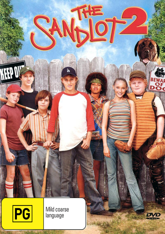 The Sandlot 2 on DVD