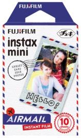 Fujifilm Instax Mini Film 10 Pack - Airmail
