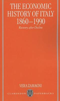 The Economic History of Italy 1860-1990 by Vera Zamagni image