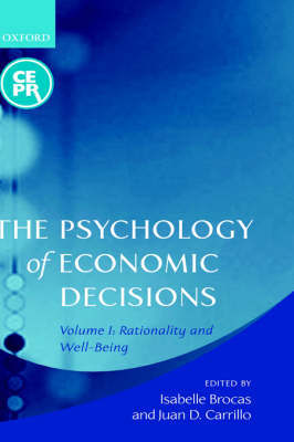 The Psychology of Economic Decisions image