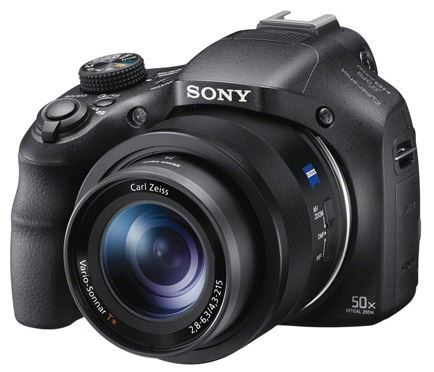 Sony: Cyber-Shot HX400V Digital Camera