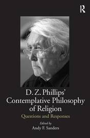 D.Z. Phillips' Contemplative Philosophy of Religion