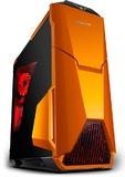 Segotep: Warship EVO Full ATX Mid Tower Case - Orange/Black