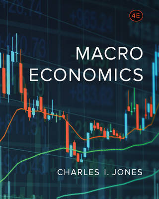 Macroeconomics by Charles I. Jones image