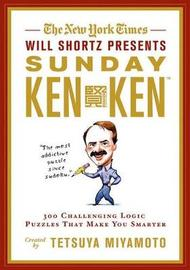 """The New York Times Will Shortz Presents Sunday Kenken by """"New York Times"""""""