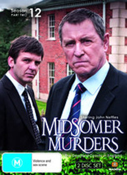 Midsomer Murders: Season 12 - Part 2 (2 Disc Set) on DVD image
