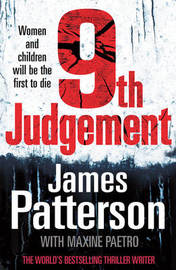 9th Judgement (Women's Murder Club) by James Patterson image