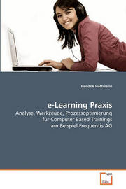 E-Learning Praxis by Hendrik Hoffmann image