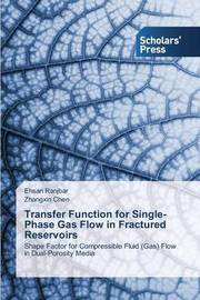Transfer Function for Single-Phase Gas Flow in Fractured Reservoirs by Ranjbar Ehsan