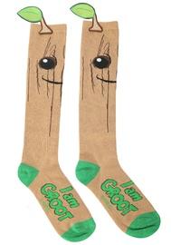 Guardians Of The Galaxy: Groot - Knee High Socks