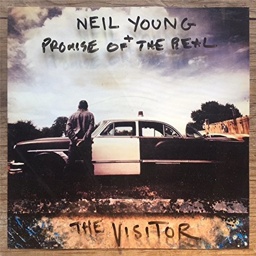 The Visitor by Neil Young
