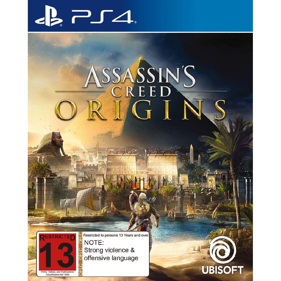 Assassin's Creed Origins for PS4 image