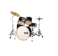 Taye SpotLight 5pc Jazz Kit Jet Black