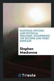Plotinus by Stephen MacKenna image
