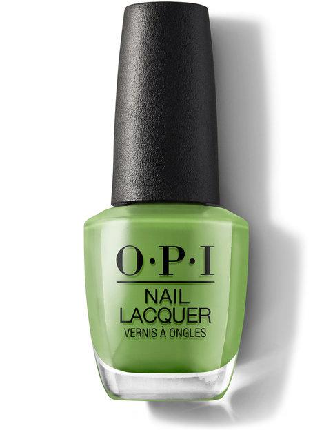 OPI Nail Lacquer # NL N60 I'm Sooo Swamped! (15ml)