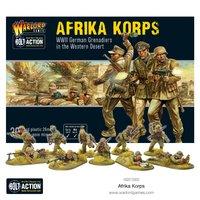 Afrika Korps Infantry