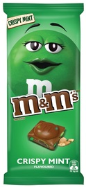 M&M'S Crispy Mint Block (150g)