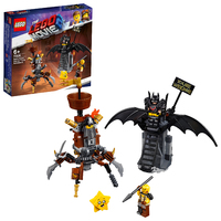 The LEGO Movie 2 - Battle-Ready Batman & MetalBeard (70836)