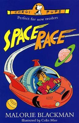 Space Race by Malorie Blackman image