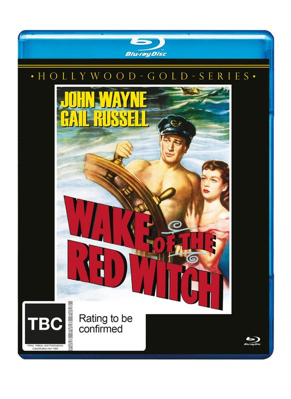 Wake Of The Red Witch on Blu-ray