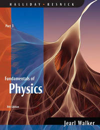 Fundamentals of Physics: Chapters 21-32 by David Halliday image