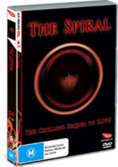 Ring: The Spiral on DVD