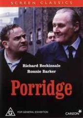 Porridge on DVD